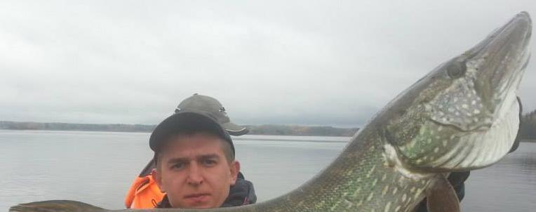 Autum fishing